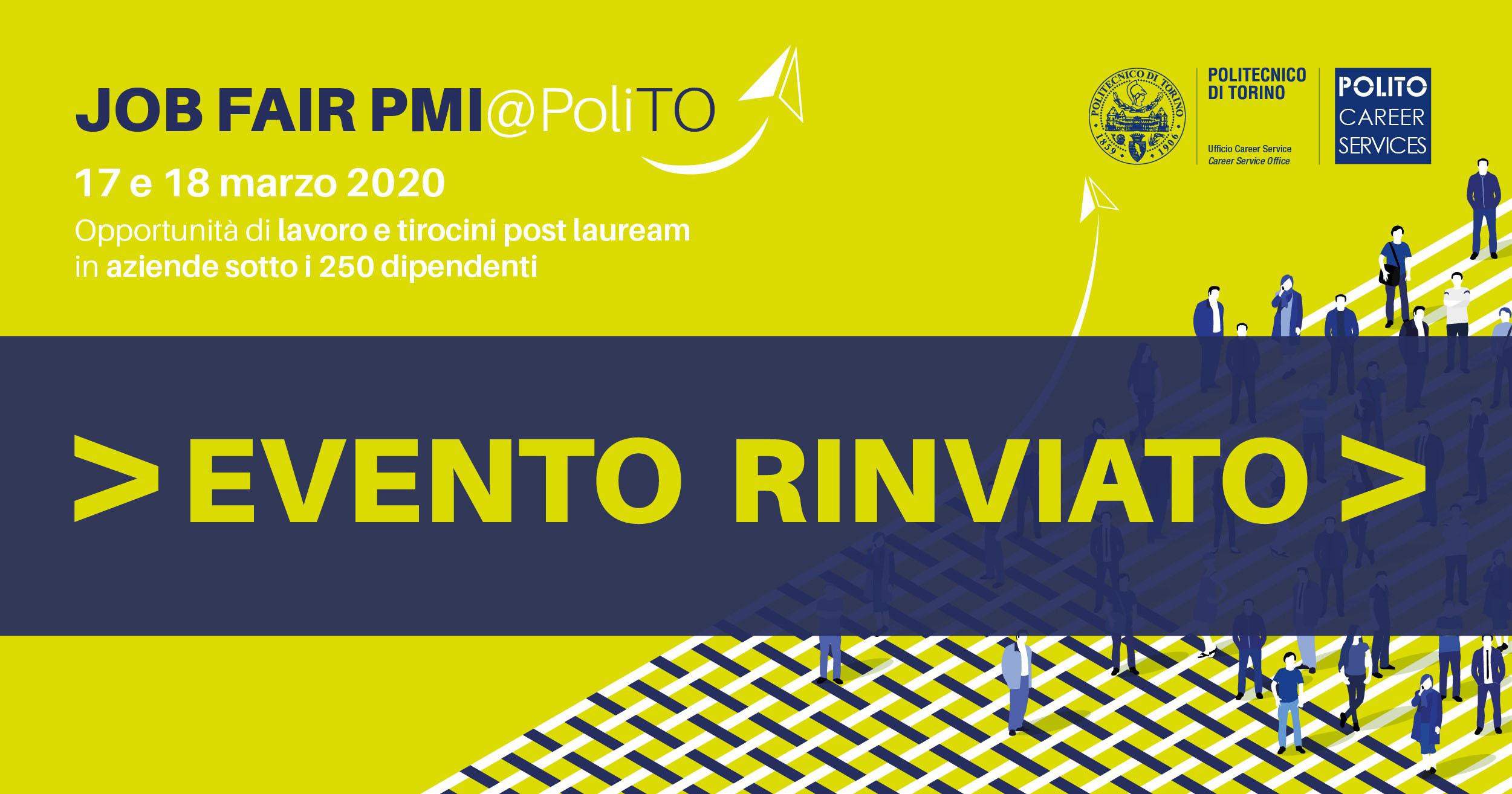 Lavoro Per Architetti Torino career service (aziende) | eventi fieristici