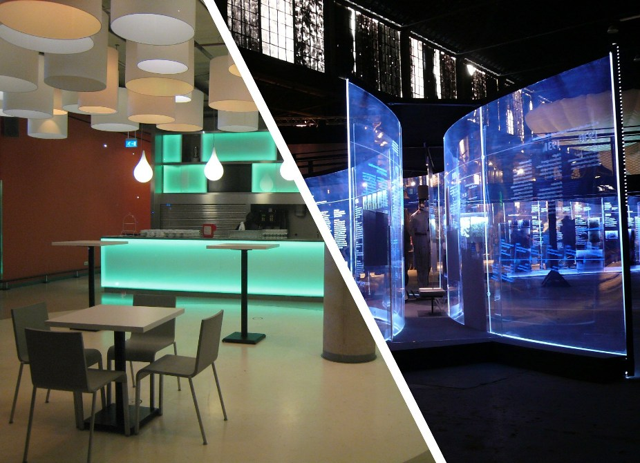 Master di 1 livello in interior exhibit retail design for Polimi design